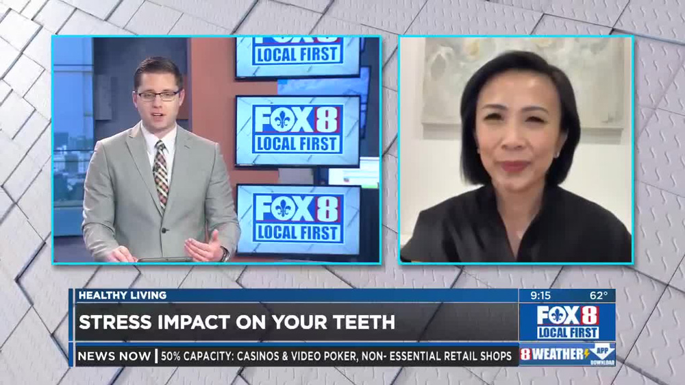 Stress and your teeth - fox8live